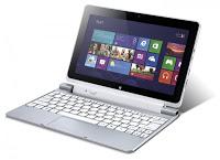 Salah satu PC tablet dengan Windows 8