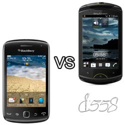 BlackBerry vs Android