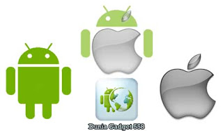 Android dan Apple (iOS)