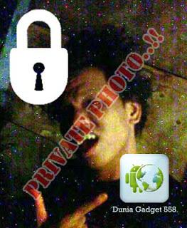 Menyembunyikan foto dari gallery Android