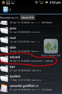 Trik menyembunyikan foto di Android