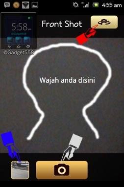 Membuat gambar karikatur di Android