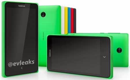 Gambar Bocoran Nokia Normandy