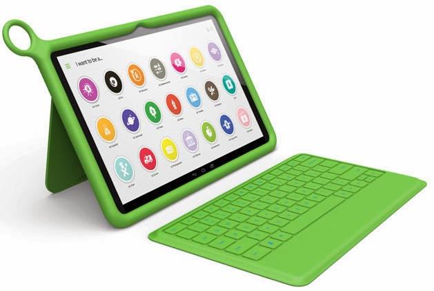 Tablet android untuk anak dari OLPC