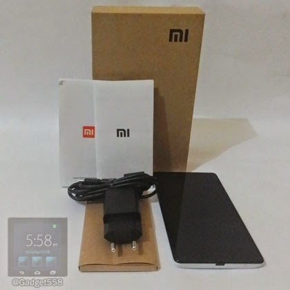 Paket penjualan Xiaomi Redmi Note