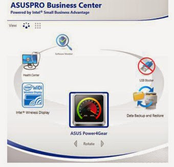 ASUSPRO Business Center
