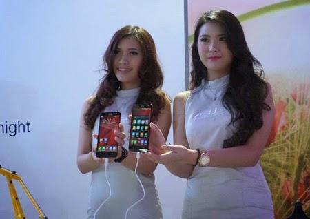 ASUS Zenfone 2 yang masuk ke Indonesia