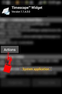 Menghapus aplikasi bawaan pada Android