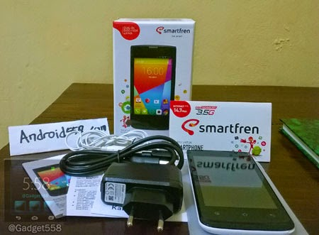 Paket penjualan smartfren andromax c3