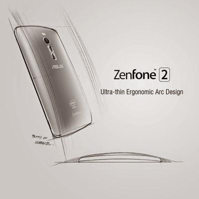 Teaser ASUS Zenfone 2