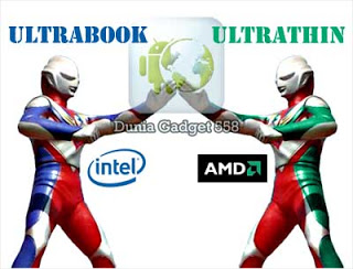 Ultrabook dan Ultrathin