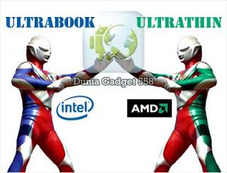 Ultrabook dan Ultrathin