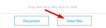 Mengirim file dari laptop ke laptop