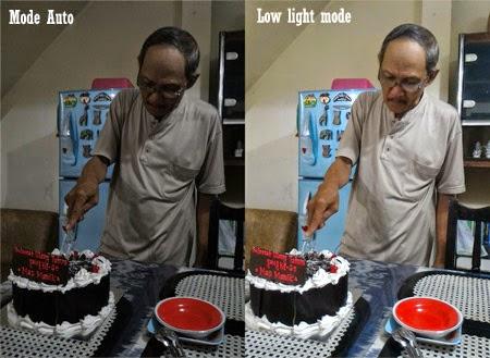 Hasil kamera Zenfone 2 low light mode