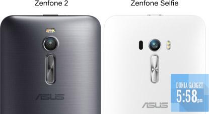 Perbandingan Zenfone 2 dan zenfone selfie