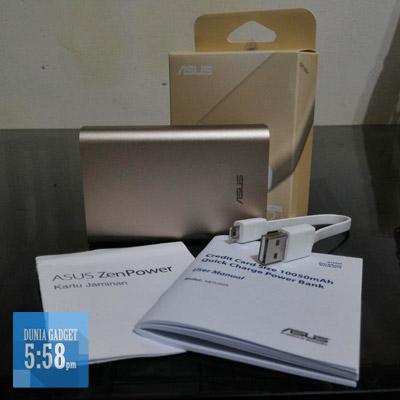 Paket Penjualan ASUS ZenPower