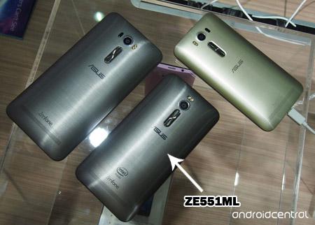 Zenfone 2 dengan prosesor Qualcomm