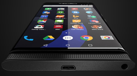 Bocoran gambar blackberry venice android