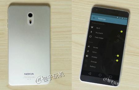 Bocoran foto Nokia C1