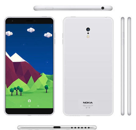 Bocoran image render Nokia C1
