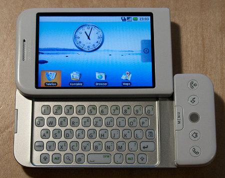 Perangkat Android Pertama Di Dunia