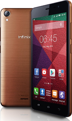 Spesifikasi Infinix hot note