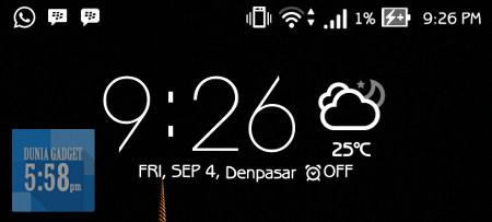 Menghemat baterai ASUS Zenfone 2
