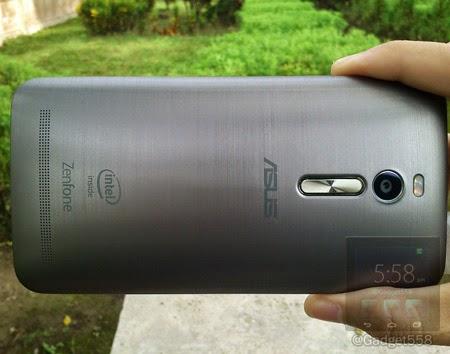 Cover belakang ASUS Zenfone 2
