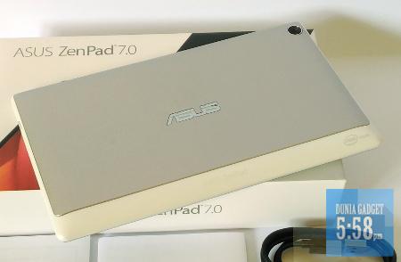 Desain ASUS Zenpad 7.0