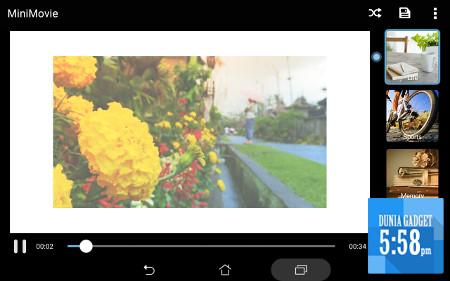 Aplikasi MiniMovie