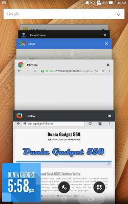 Performa ASUS Zenpad 7.0