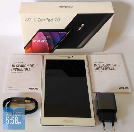 Unboxing ASUS Zenpad 7.0 Z370CG Indonesia