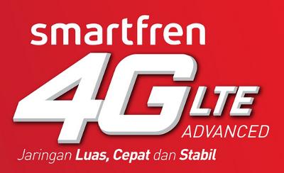 Smartfren 4G LTE di Zenfone 2