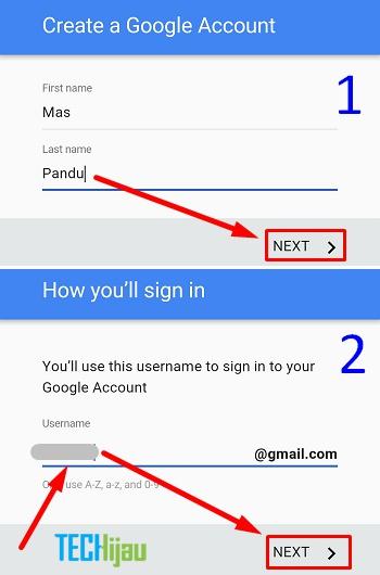 Membuat email menggunakan Android