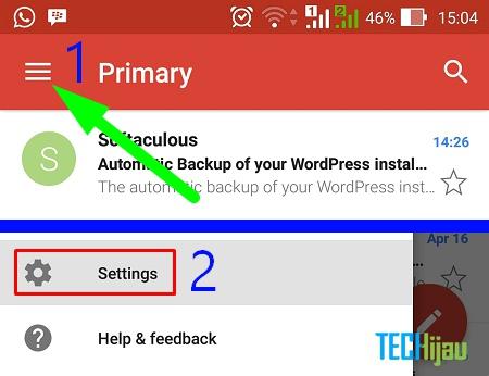 Langkah membuat Gmail baru