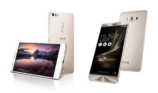 ASUS Zenfone 3 Series Diperkenalkan