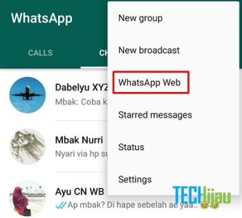Cara install WhatsApp di PC