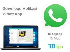 Download aplikasi whatsapp di laptop