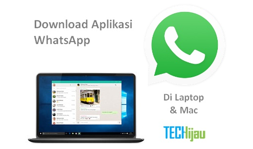 Download aplikasi whatsapp di laptop