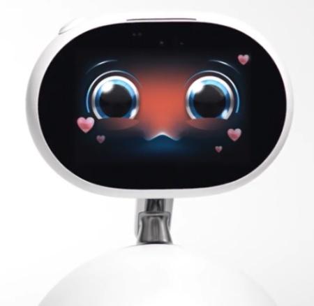 Ekspresi robot ASUS Zenbo