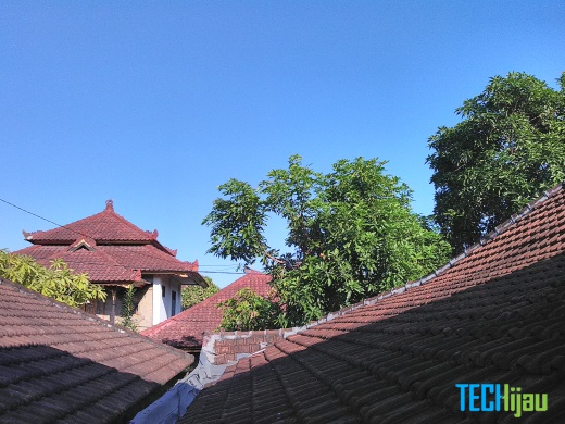 HDR mode Andromax A