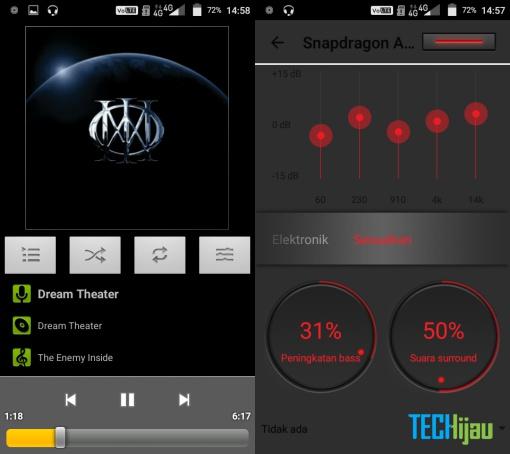Kualitas Audio Andromax A