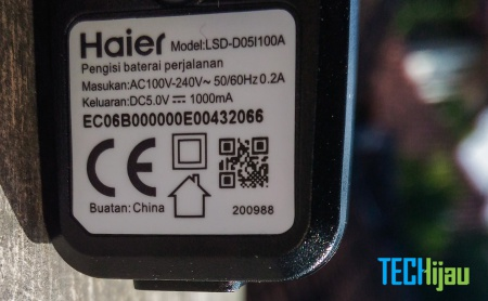 Output charger Andromax A