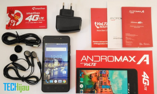 Paket penjualan smartfren andromax A
