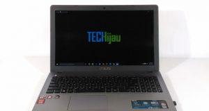 Review Laptop ASUS X550ZE
