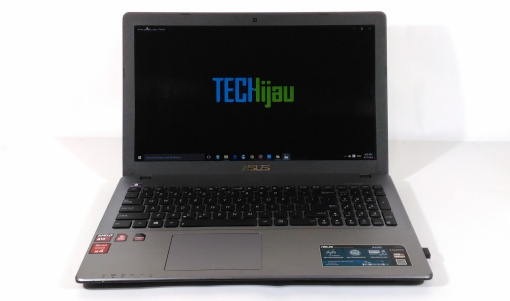Review Laptop ASUS X550ZE