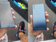 Bocoran foto Sony Xperia F8331