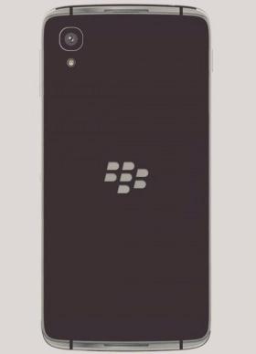 Bocoran gambar BlackBerry Neon