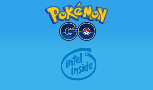 Pokemon GO Untuk Intel