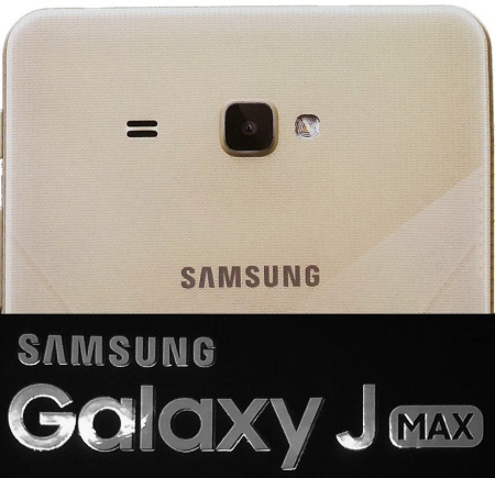 Rumor samsung galaxy j max